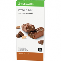 Herbalife Protein Bar-Yer...